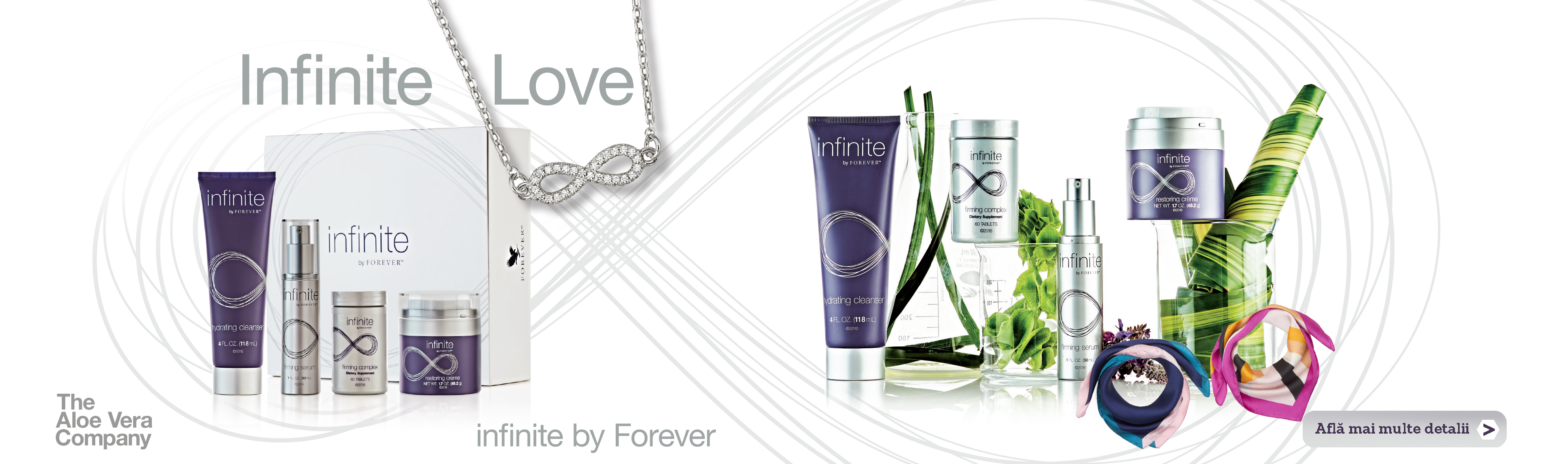infinite by forever produse antiaging
