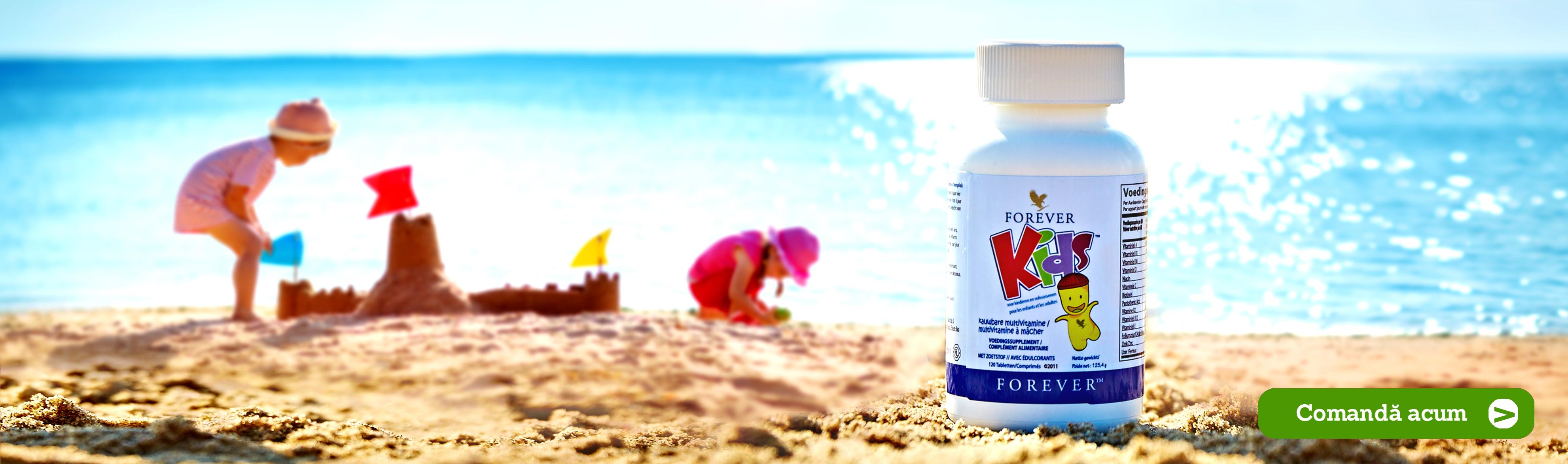 Tablete masticabile fara zahar pentru copii cu fitonutrienti