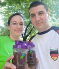 Monica si Daniel Dumitrescu