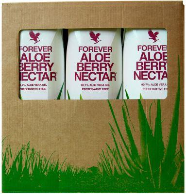 Forever Aloe Berry Nectar Tripack