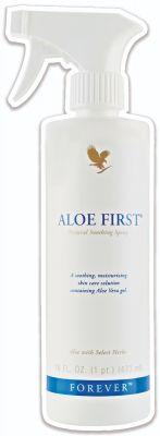 Set Flyer Aloe First