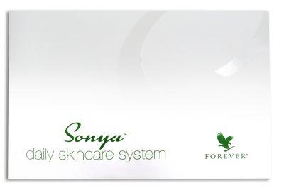 Brosura Sonya daily skincare system